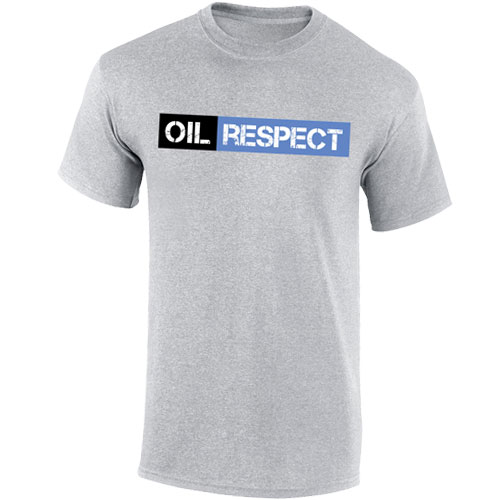 Oil Respect T-Shirt